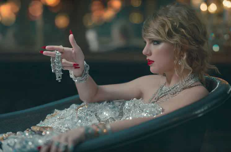 Taylor Swift's 'Look What You Made Me Do' breaks YouTube and Spotify records